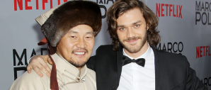 Ariq Böke and Lorenzo Richelmy for MARCO POLO (Image Credit: Netflix)