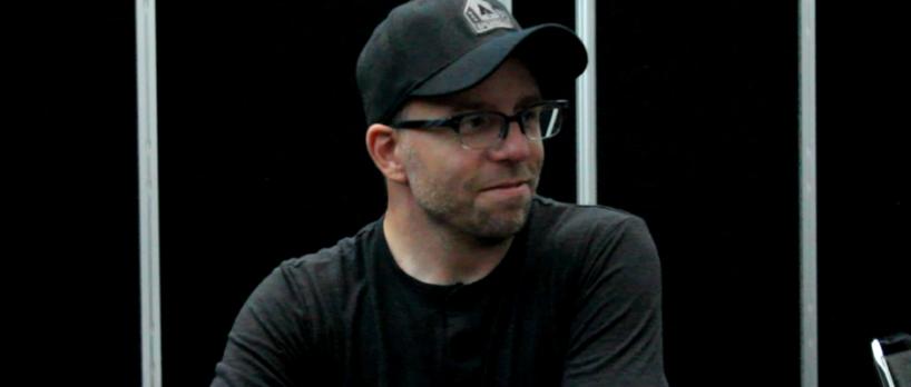 Travis Fickett (Image Credit: Sean Torenli / The Daily Quirk)