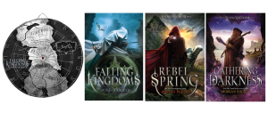 GIVEAWAY: Win a special 'Falling Kingdoms' prize pack!