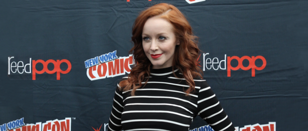 Lindy Booth (Image Credit: Sean Torenli / The Daily Quirk)