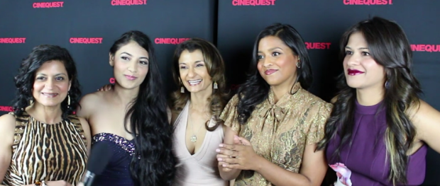 "An Exclusive Interview with the cast of ""Miss India America"" at Cinequest"