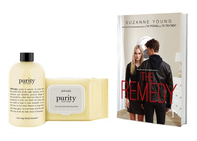GIVEAWAY: 'The Remedy' Don't Lose Yourself  Prize Pack!