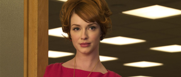 Christina Hendricks as Joan Holloway in MAD MEN (Image Credit: AMC)
