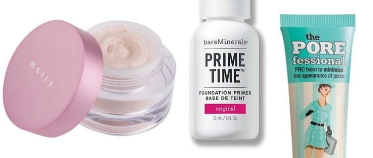The 5 Best Makeup Primers