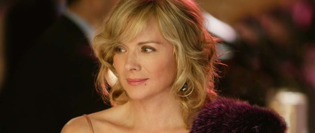 Kim Cattrall as Samantha Jones in SEX IN THE CITY (Image Credit: HBO)
