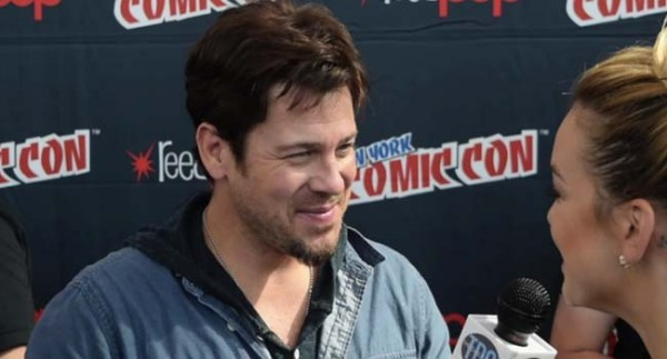 Christian Kane for THE LIBRARIANS (Image Credit: Bryan Caputo/The Daily Quirk)