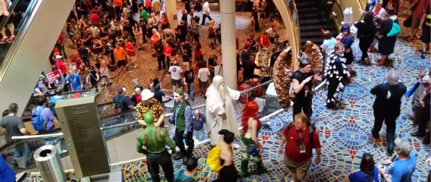 DRAGONCON (Image Credit: Brian Skroback / The Daily Quirk)