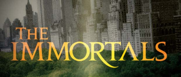 Giveaway: 'The Immortals' by Jordanna Max Brodsky Goddess Prize Pack