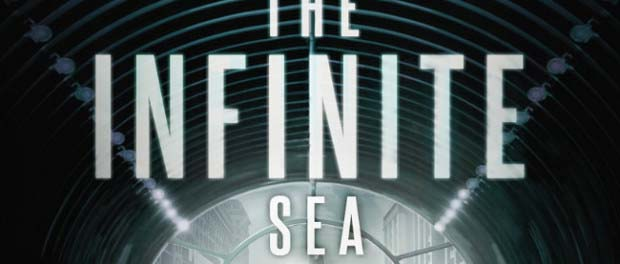Re-read Rick Yancey's 'The Infinite Sea' for a Chance to Win '5th Wave' Swag!