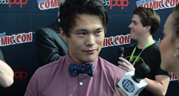 John Kim for THE LIBRARIANS (Image Credit: Bryan Caputo/The Daily Quirk)