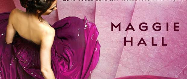 Book Review: 'Map of Fates' by Maggie Hall