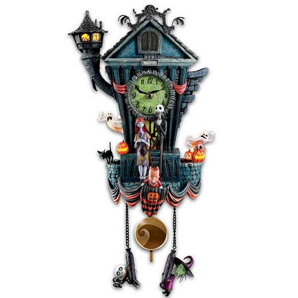 Quirky Item of the Week: 'The Nightmare Before Christmas' Cuckoo Clock