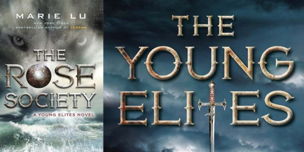'The Young Elites'-inspired villain identity and 'The Rose Society' giveaway