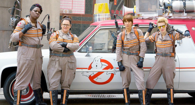 Ghostbusters (Image Credit: Columbia Pictures)