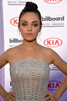 Mila Kunis at the 2016 BILLBOARD MUSIC AWARDS (Getty Images via ABC)