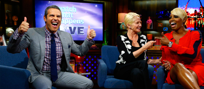 WATCH WHAT HAPPENS LIVE (Image Credit: BravoTv)
