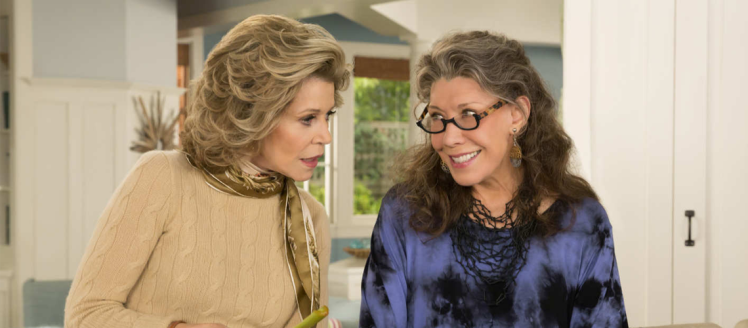 GRACE AND FRANKIE (Image Credit: Netflix)