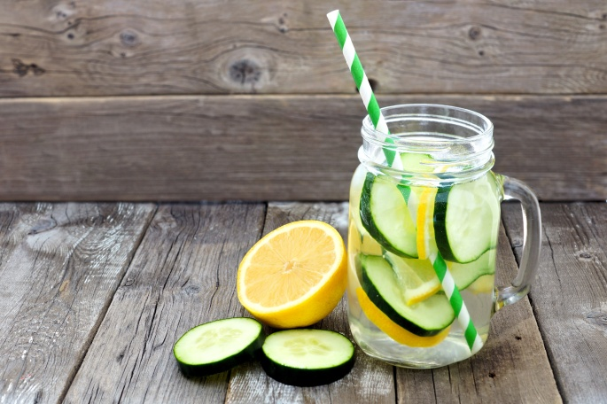 Infused Water Recipes to Get You Enthused About H2O!