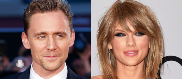 Tom Hiddleston (Image Credit: John Phillips) / Taylor Swift (Image Credit: Jason Merrit/Getty)