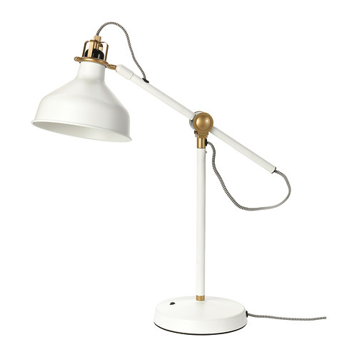 RANARP Work Lamp (Image Credit: Ikea)