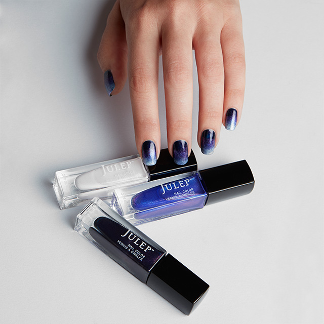 Ombre Nails by Julep (Image Credit: Julep)