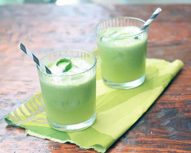 Apple and Cucumber Cooler Recipe by Girl Cooks World